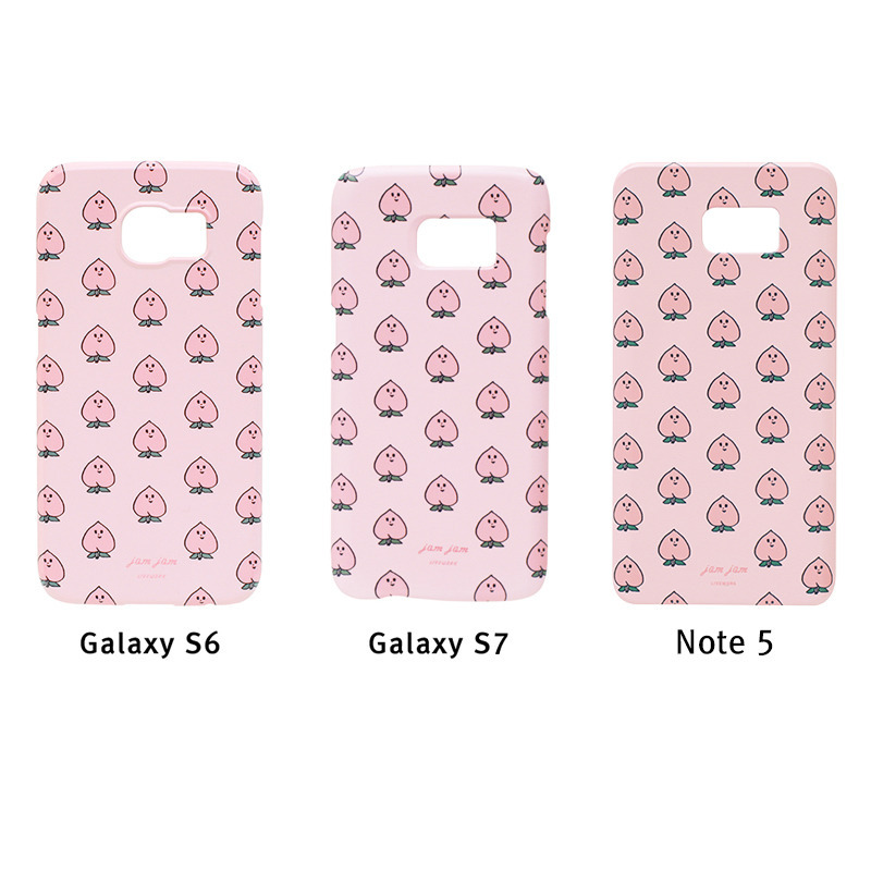 JAM JAM phone case - galaxy NOTE5,S6,S7