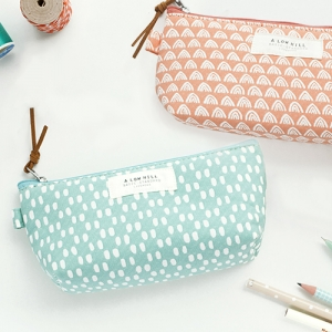 basic pattern pouch - drawing (S)