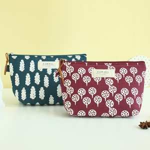 basic pattern pouch - tree(M)