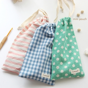 mini pouch - pattern