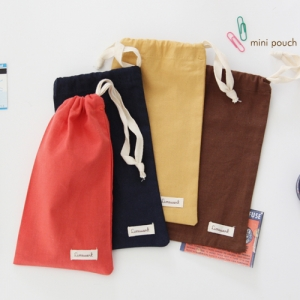 mini pouch - color