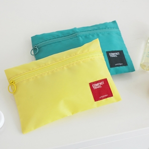 compact travel light pouch - S