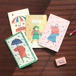 Breezy Day mini note