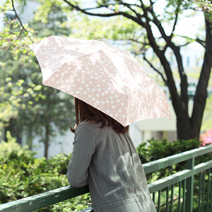 because folding umbrella 우양산